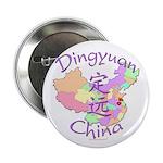Dingyuan China Map 2.25
