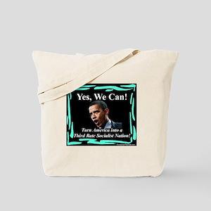 """A Socialist Nation"" Tote Bag"