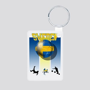 Swedish Football Keychains
