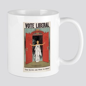 Vote Liberal Mug
