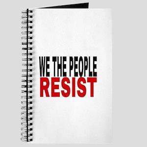 We The People Resist Journal