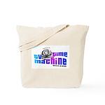 TV Time Machine Tote Bag