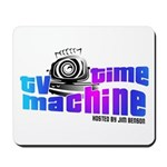 TV Time Machine Mousepad