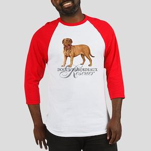 Dogue de Bordeaux Rescue Baseball Jersey