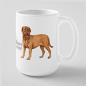 Dogue de Bordeaux Rescue Large Mug