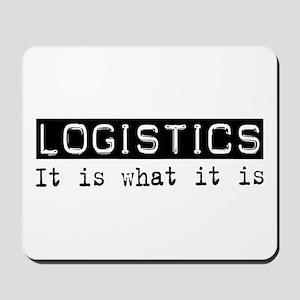 Logistics Is Mousepad