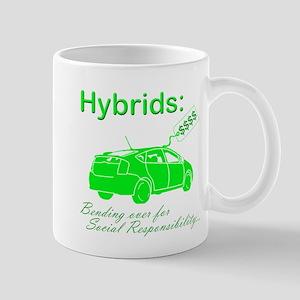 Hybrids: Social Responsibility Mug