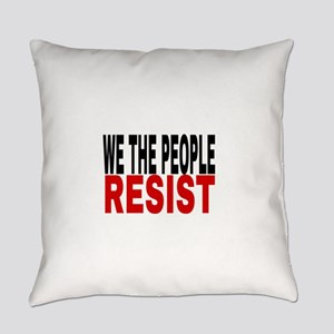 We The People Resist Everyday Pillow