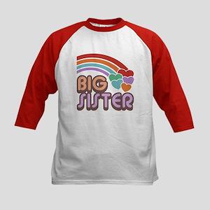 Big Sister Kids Baseball Jersey