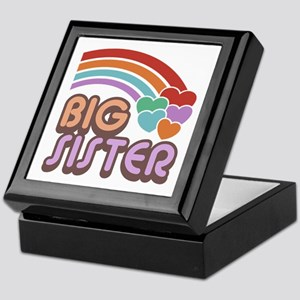 Big Sister Keepsake Box