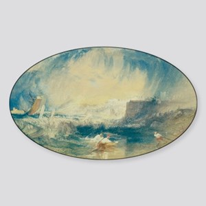 Lyme Regis, Dorsetshire, England by William Turner