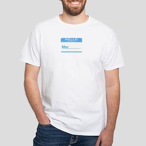 Scotland T-shirt White T-Shirt