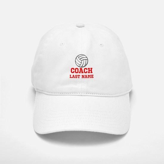 Volleyball Coach Baseball Baseball Baseball Cap