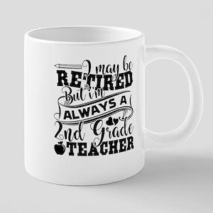 2nd Grade Teacher Mugs