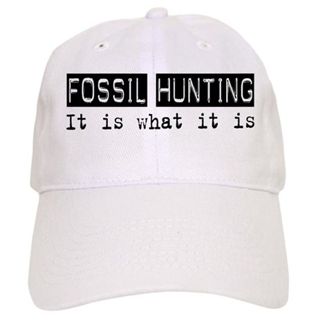 Fossil Hunting Is Cap