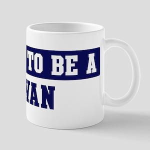 Proud to be Swan Mug