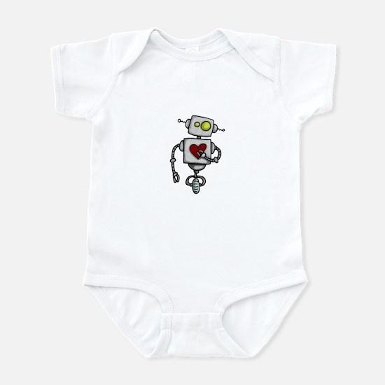 love bot Infant Bodysuit