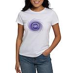 Magic Purple Sunshine Women's T-Shirt