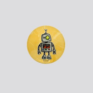 little bot Mini Button