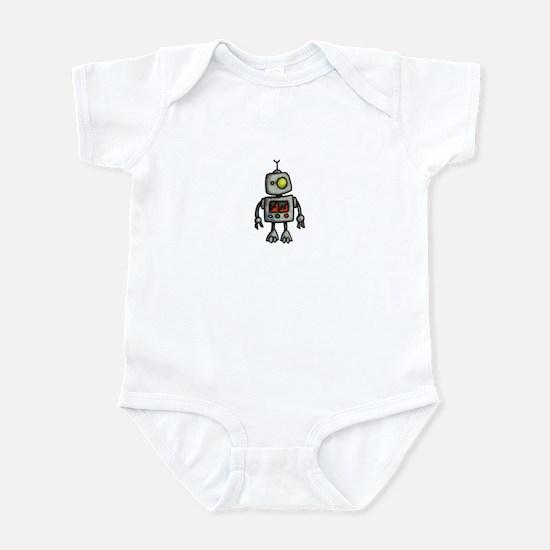 little bot Infant Bodysuit