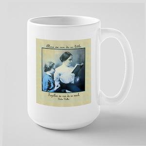 Helen Keller Large Mug