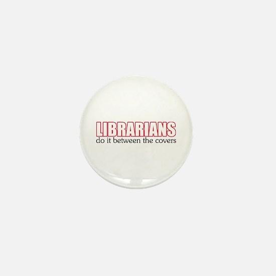 Librarians Do It Mini Button