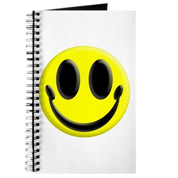 Smiley Face Personal Journal