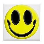Smiley Face Tile Coaster