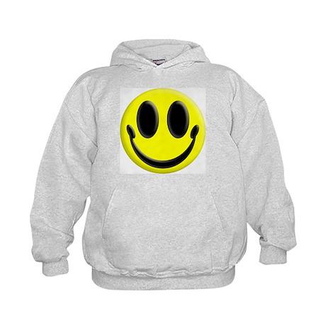 Smiley Face Kids Hoodie