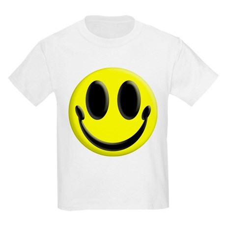 Smiley Face Kids T-Shirt