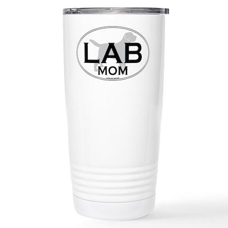 LAB MOM II Stainless Steel Travel Mug