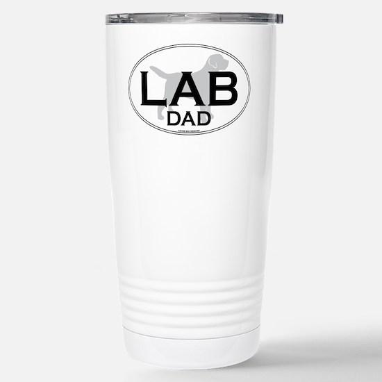 LAB DAD II Stainless Steel Travel Mug