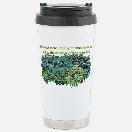 Number of hostas Stainless Steel Travel Mug