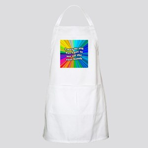 All the Cool Bands Light Apron