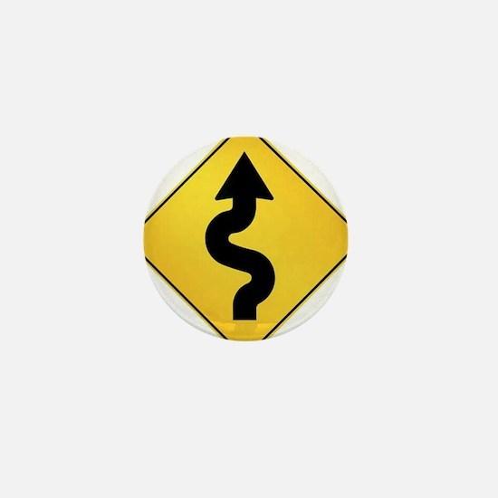 Curve Mini Button