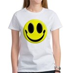Smiley Face Women's T-Shirt