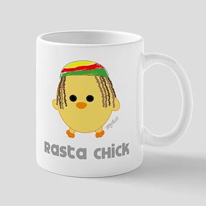 Rasta Chick Mug