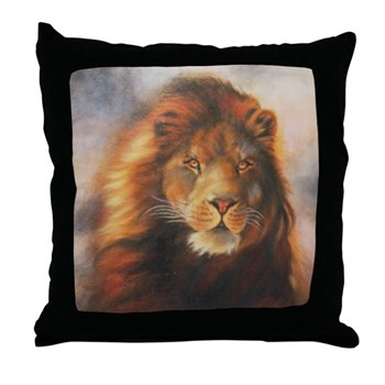 """""""Forever Wind"""" Throw Pillow"""