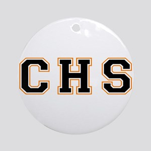 CHS Ornament (Round)