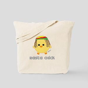 Rasta Chick Tote Bag