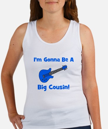 I'm Gonna Be A Big Cousin! Women's Tank Top