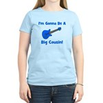 I'm Gonna Be A Big Cousin! Women's Light T-Shirt