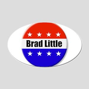 Brad Little Wall Decal