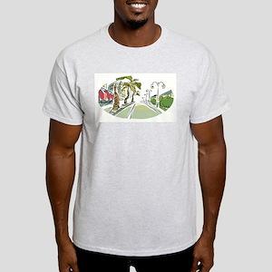 WATERCOLOR PARADISE T-Shirt