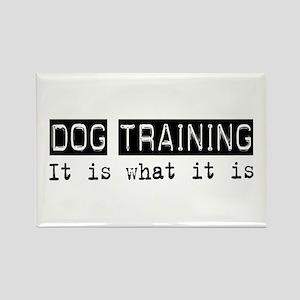 Dog Training Is Rectangle Magnet