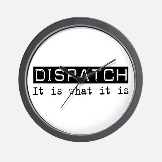 Dispatch Is Wall Clock