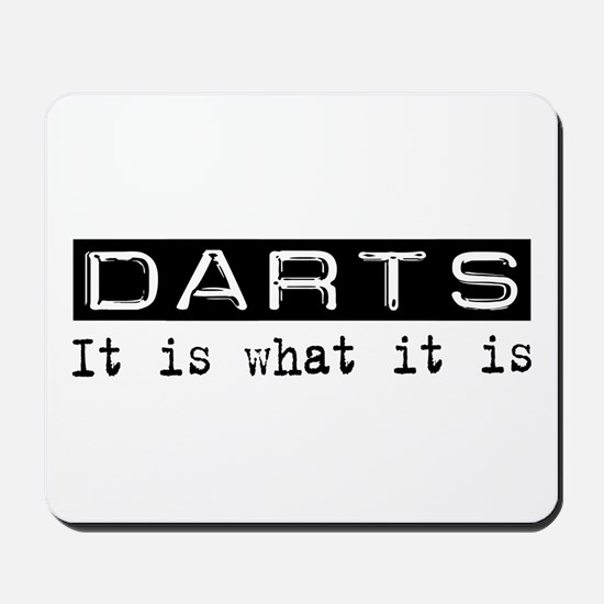 Darts Is Mousepad