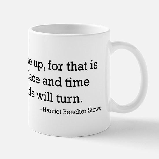 Harriet Beecher Stowe Mug