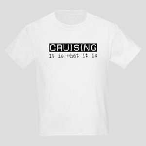Cruising Is Kids Light T-Shirt