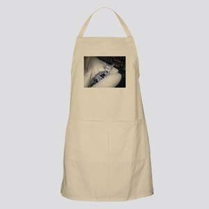 Beer Drinking Cat BBQ Apron